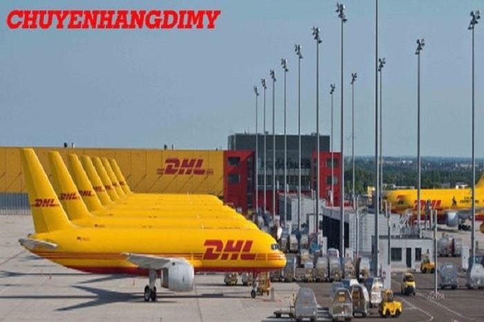 Chuyển phát nhanh quốc tế DHL Tại Bình Dương