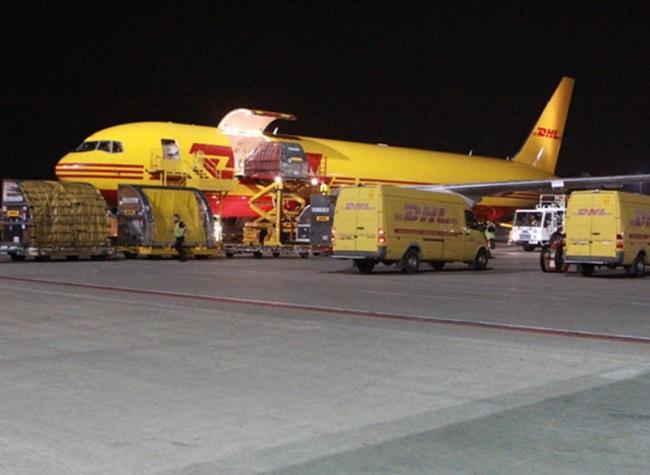 Dịch vụ chuyển phát nhanh DHL tại Quận Long Biên