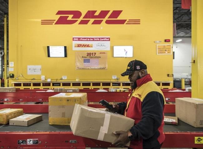 Cước phí gửi hàng DHL quận 8 TPHCM Uy Tín - Giá Rẻ