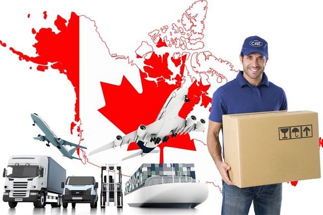 Dịch vụ gửi thực phẩm đi Canada tại Đồng Nai Uy Tín - Giá rẻ