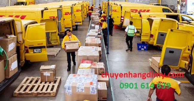 Chuyển phát nhanh DHL tại Quận Đống Đa, Hà Nội giá rẻ