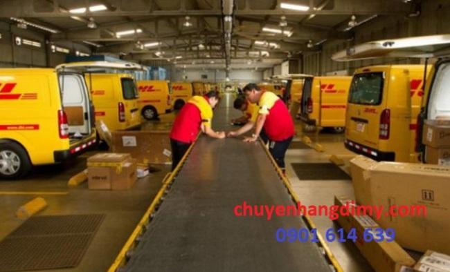 Chuyển phát nhanh DHL tại Bình Dương giá rẻ, uy tín