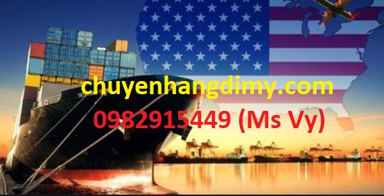 Gửi Hàng Đi Mỹ Bình Thạnh TP HCM Uy Tín LH: 0982915449