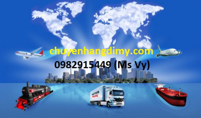 Gửi hàng đi Mỹ Quận Tân Phú, TP HCM Giá Rẻ LH - 0982915449