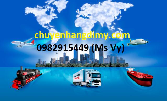 Gửi Hàng Đi Mỹ quận 6, TP HCM Uy Tín - Giá Rẻ và Nhanh Chóng