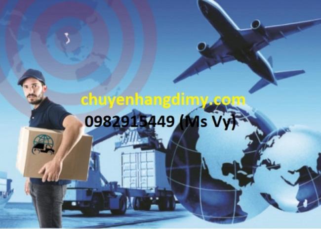 Gửi Hàng Đi Mỹ ở Hóc Môn TP HCM| LH – 0982915449