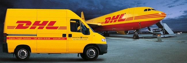 Dịch vụ Chuyển Phát Nhanh DHL quốc tế uy tín giá rẻ tại HCM