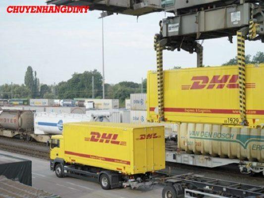 DHL-Dịch vụ vận chuyển uy tín